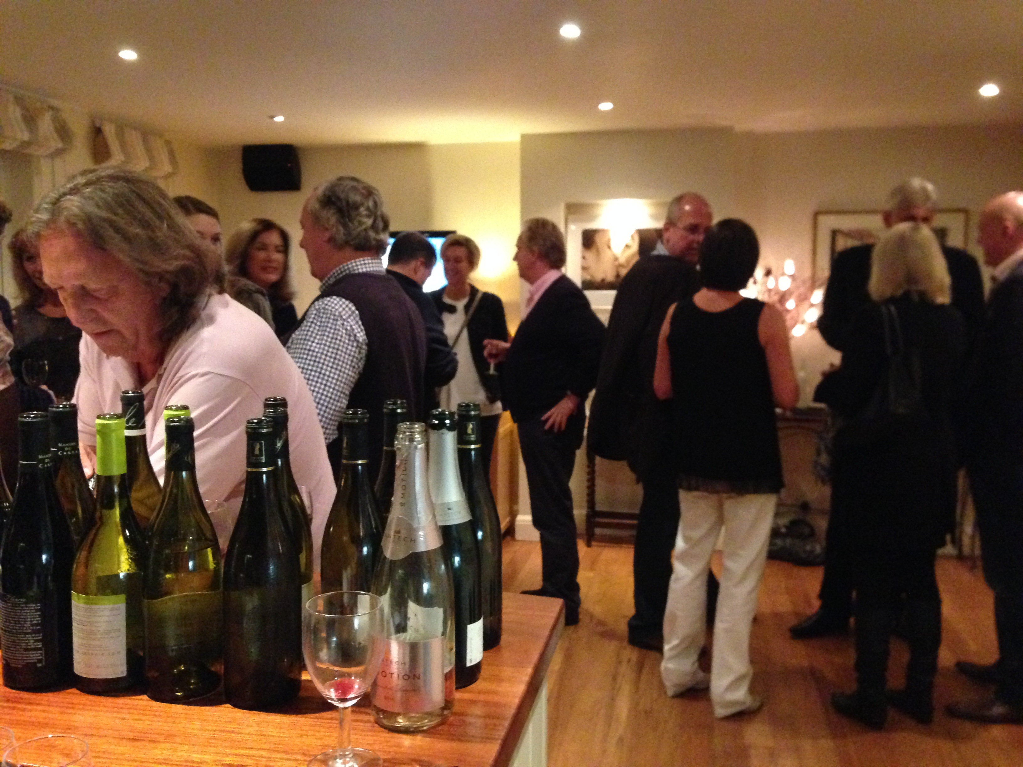 Morgan Jupe Luxury Catered Ski Chalets Morzine - Blog - Wine tasting London