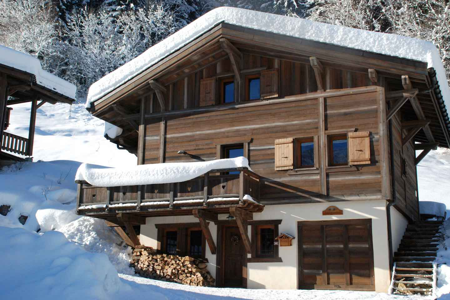 best wholesaler authentic quality finest selection Chalets - Morgan Jupe | Luxury Catered Ski Chalets | Morzine