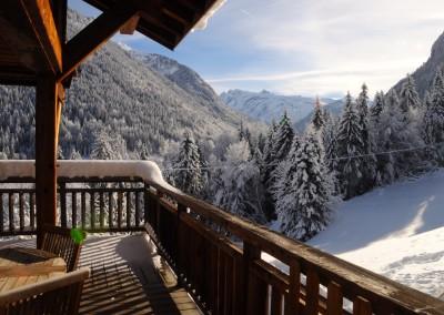 02 Morgan Jupe Luxury Catered Ski Chalets Morzine - Chalet des Amis - Exterior - Baloncy 2.2