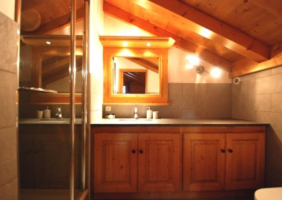 Morgan Jupe - Chalet des Amis - Bathroom 1
