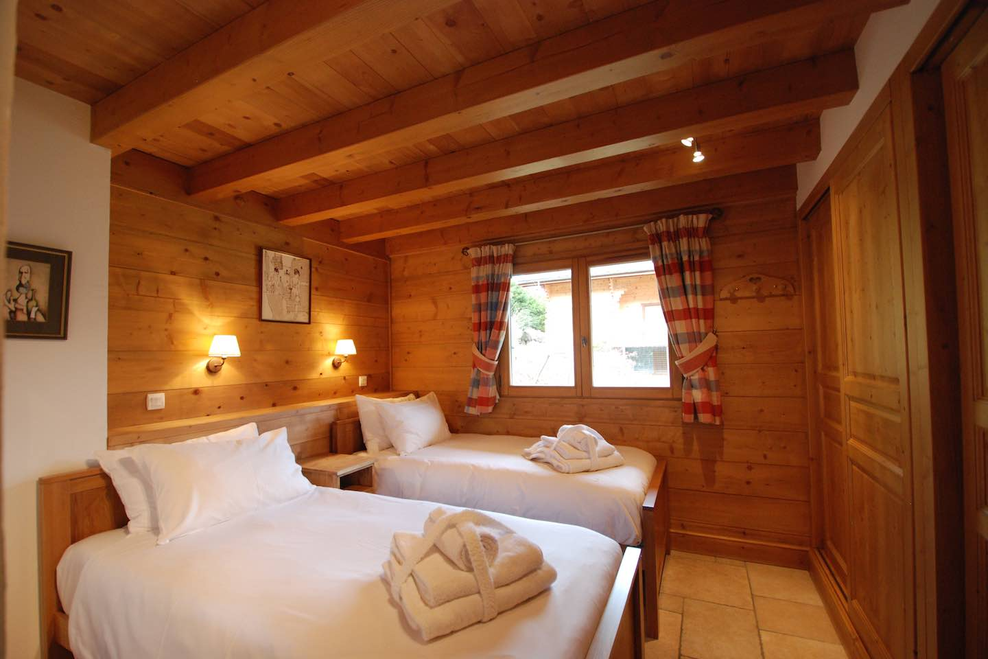 Morgan Jupe - Chalet des Amis - Bedroom 4