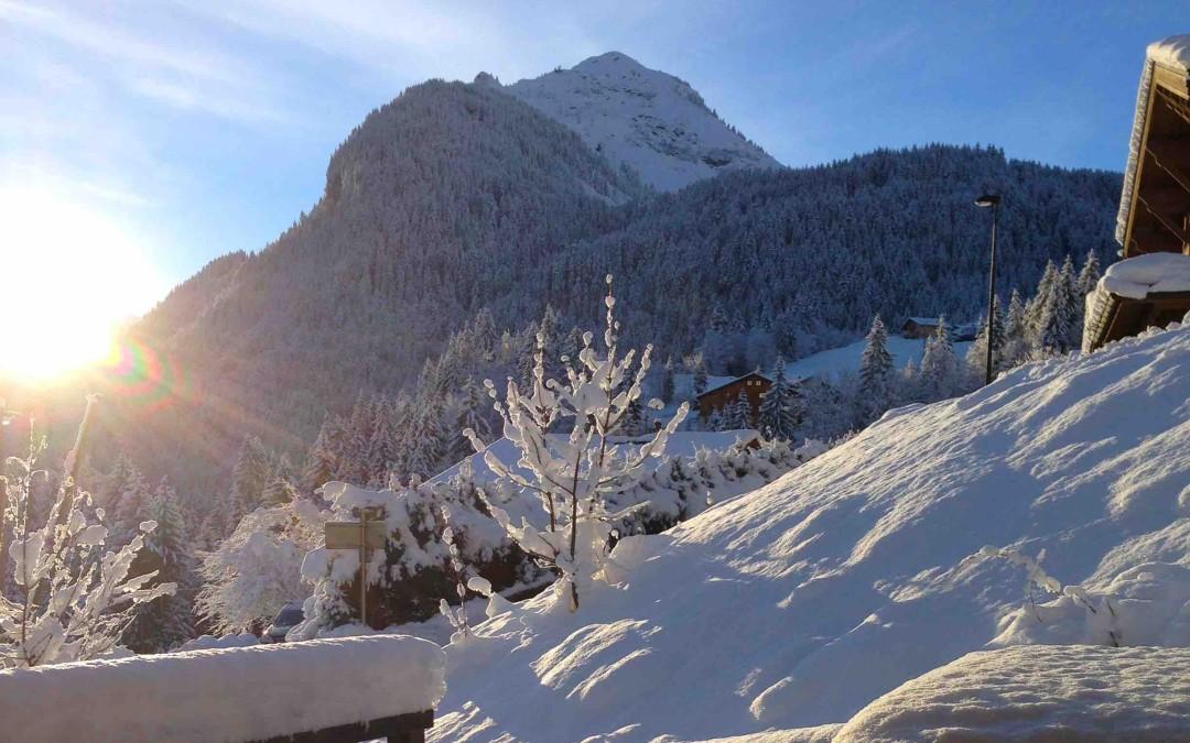 Ten reasons to visit Morzine this winter
