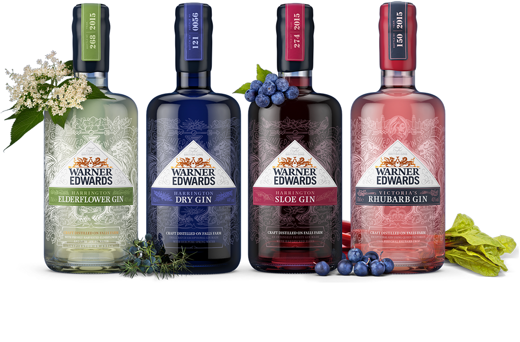 Four Fantastic Ways To Drink Warner Edwards Gin