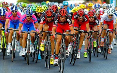 Le Tour de France comes to Morzine