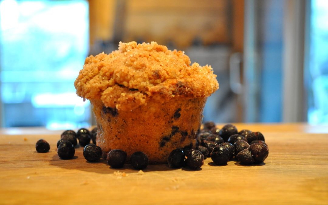 Recipe of the Week: Blueberry Muffins