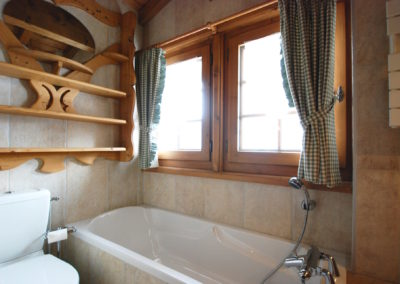 Chalet Chardon - Bathroom One