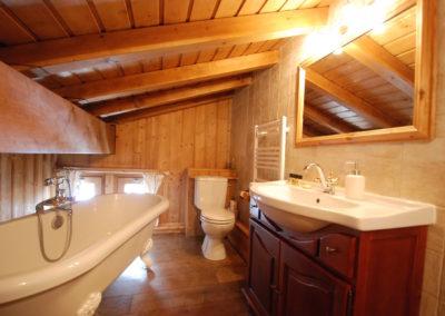 Chalet Chardon - Bathroom Two