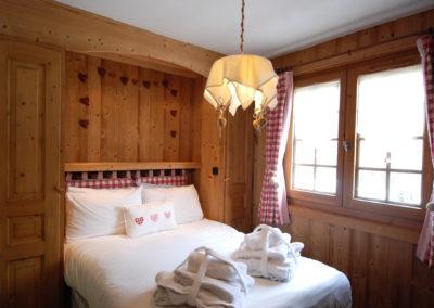 Chalet Chardon - Bedroom Four 02