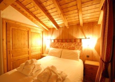 Chalet Chardon - Bedroom One