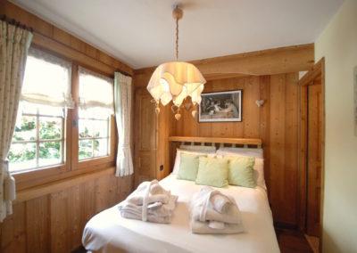 Chalet Chardon - Bedroom Three