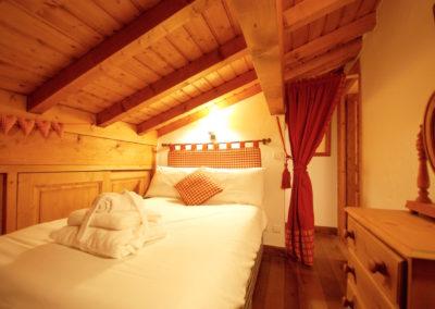 Chalet Chardon - Bedroom Two