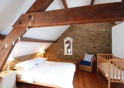 05 L'Ancienne Poste - Bedroom 1
