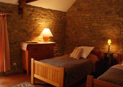 10 L'Ancienne Poste - Bedroom 4 (Mezzanine)