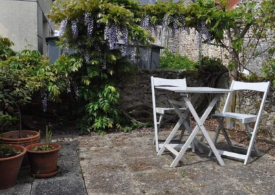 12 L'Ancienne Poste - Rear Courtyard