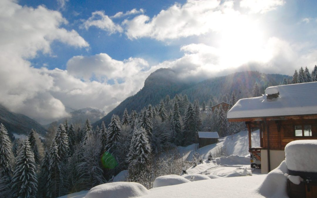 Why Morzine-Les Gets is the perfect destination for your family holiday this winter
