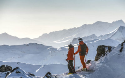 Three reasons to continue learning how to ski this winter