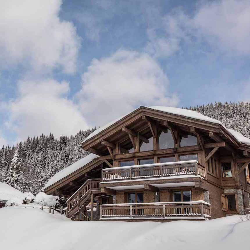 Morgan Jupe - Chalet Louis