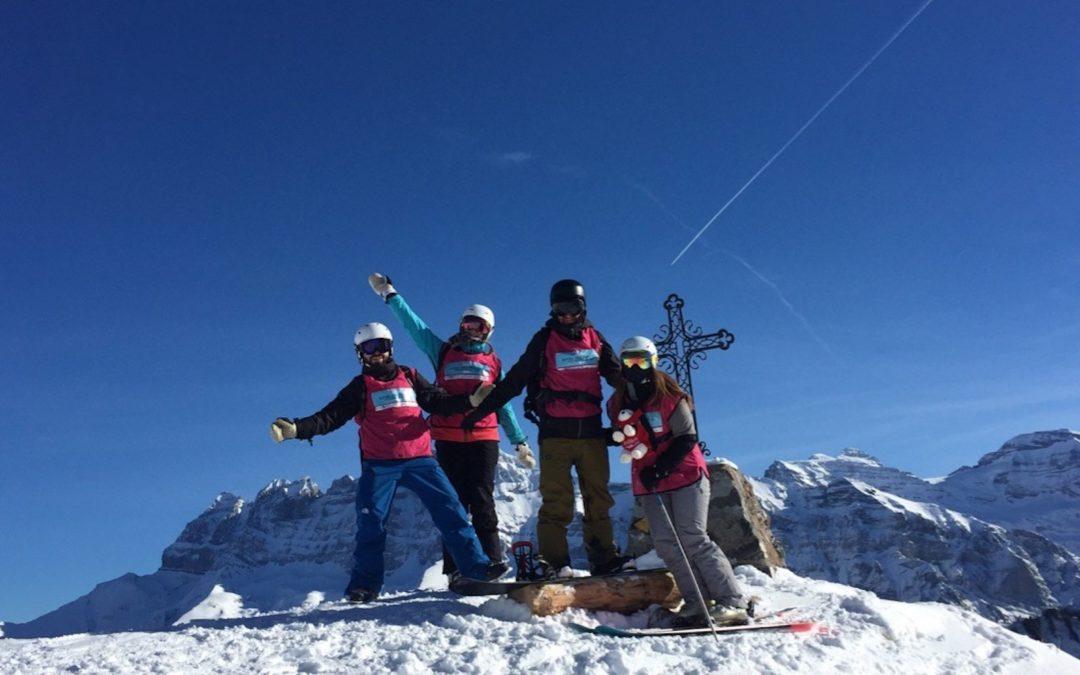 The AJ Bell Alpine Challenge 2019