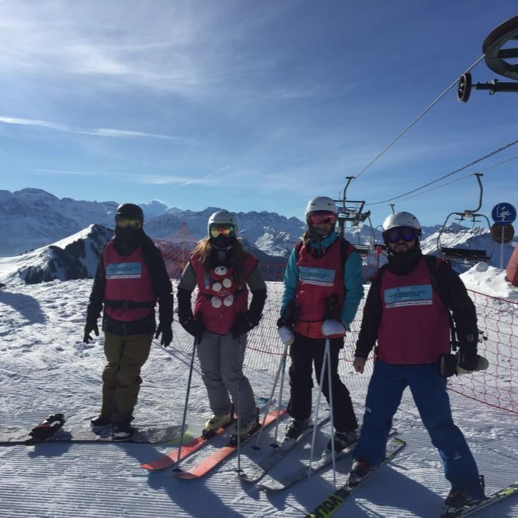 AJ Bell Alpine Challenge