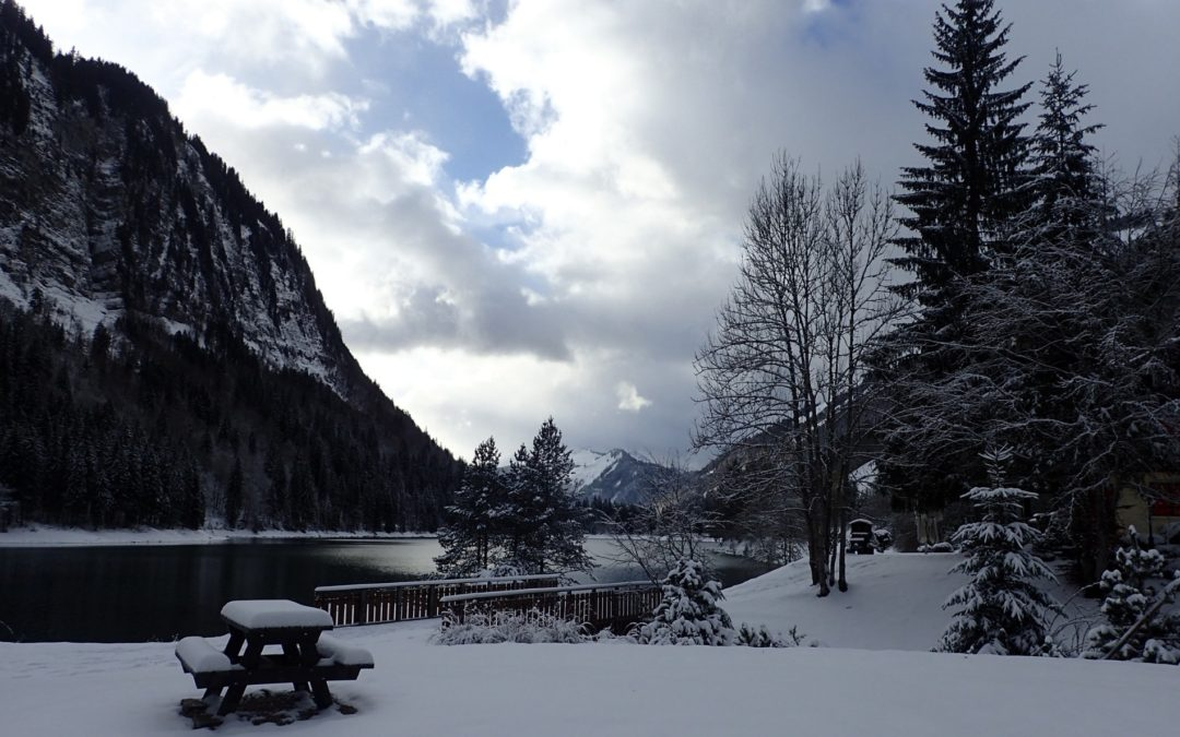 Hiking and Snowshoeing in the Portes du Soleil