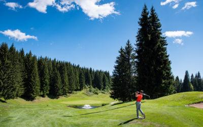 Golfing in the Portes du Soleil