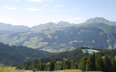 Summer Adventures in the Portes du Soleil