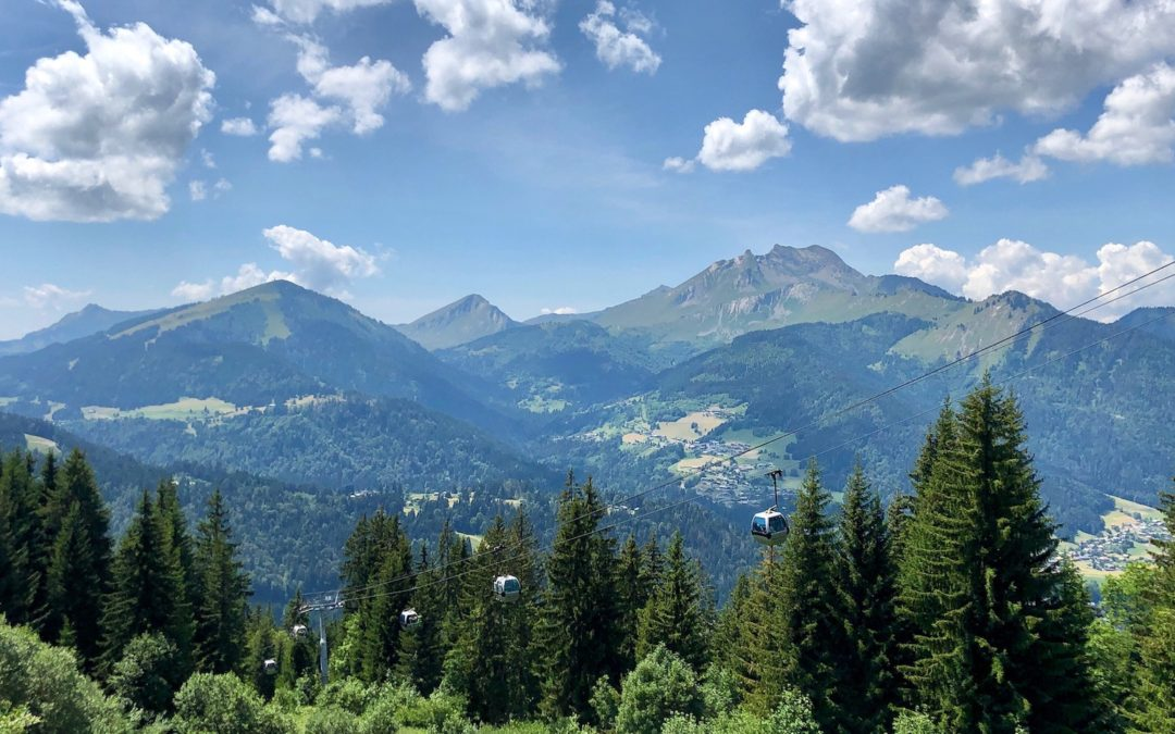 What's on in Morzine in August