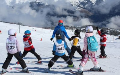 Why Children Benefit from Ski School