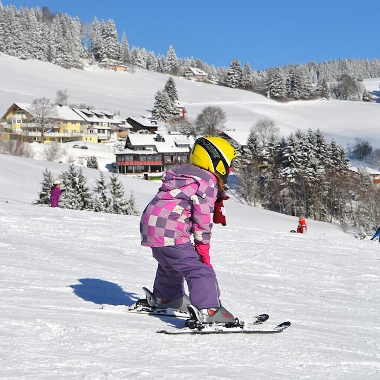 ski lessons in morzine