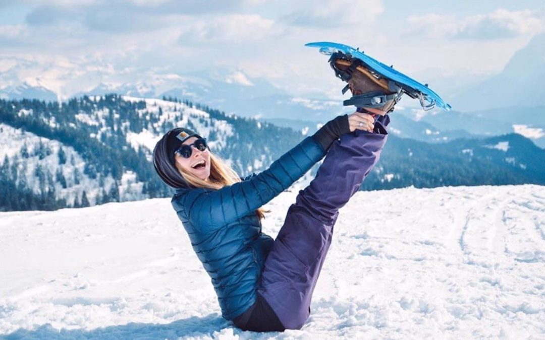 How pilates can prepare you for your ski holiday