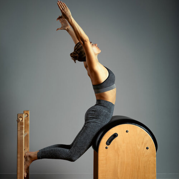 pilates in Morzine